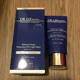 Dr Lee @KOREA bb cream SPF30/PA++ for all skin types 60ml