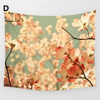 Spring Wall Hanging Tapestry