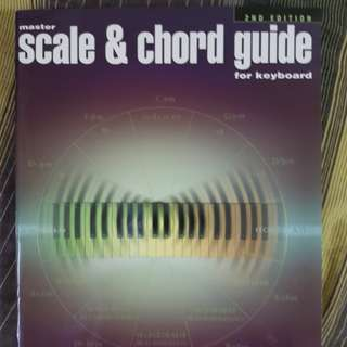 Scales and Chord Guide