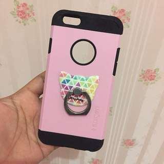 Case and IRing for Iphone 6/6s