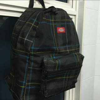 Bag backpack Crumper anello