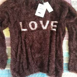 Stradivarius Love Sweater
