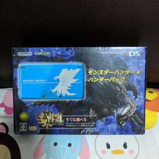 3DS Monster Hunter 4 Limited Edition Sealed