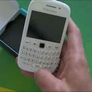 Blackberry 9320 white