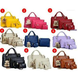 TAS IMPORT KOREA 4 IN 1 DOLLY