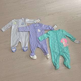Carter's Baby Sleepwear / Sleepsuit