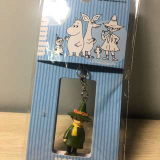 Moomin 史歷奇電話繩