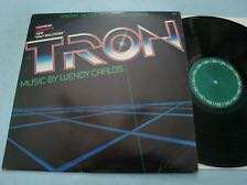 "VINYL - Wendy Carlos ""Tron (Original Motion Picture Soundtrack)"""