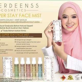 (Instock) HD SUPER STAY FACEMIST by Everdeens