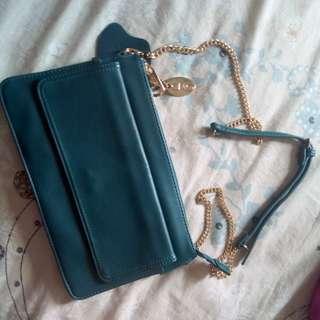 Original CMG sling bag (blue green)