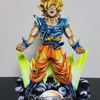 Goku diomara figurine (Dragon ball fighterz)