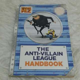 [Beli/Barter] The Anti-Villain League Handbook