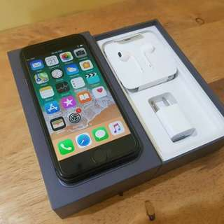 iPhone 8 64gb black factory unlocked