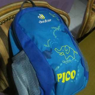 Original Deuter Pico Kids