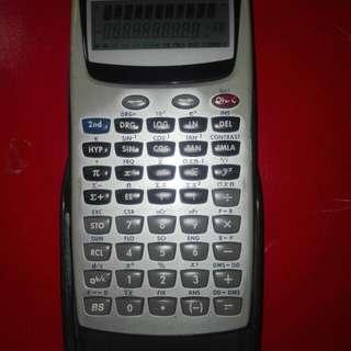 Scientific Calculator Canon F710