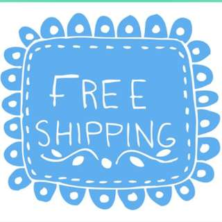 Free Shipping Weekend! Except for Bulk Items.