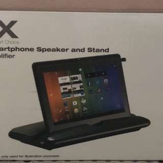 ONIX Tablet And Smartphone Speaker Stand