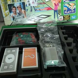 My Monopoly Collectors Edition Family Board Game from Hasbro