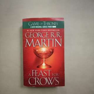 A Feast for Crows (George R. R. Martin)