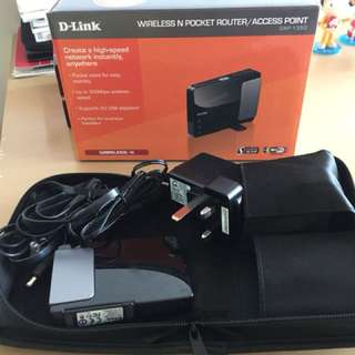 D-Link Wireless Pocket Router