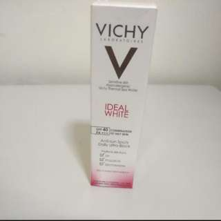 VICHY Ideal White SPF 40 PA+++  30ML