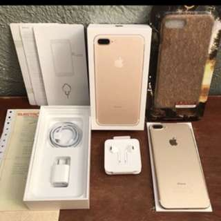 For Sale!! Iphone 7plus