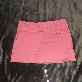 American Eagle Outfiters Pink Mini skirt