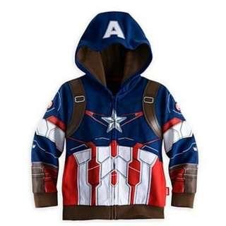 Capt America Jacket