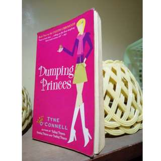 Dumping Princess by Tyne Connell