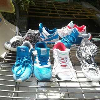 Sneakers New Balance, Converse, Reebok, Diadora