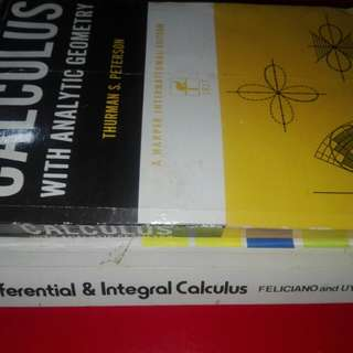 Calculus Books Package
