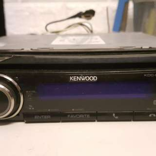 Kenwood KDC-U7046BT Car Player