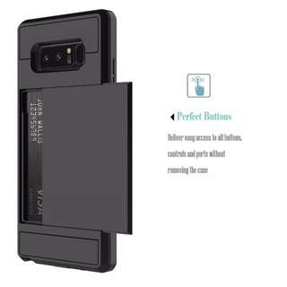 Casing HP Galaxy Note 8 - Cards Storage
