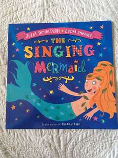 Book Sale! The Singing Mermaid