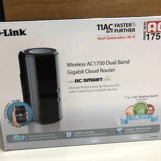 D-Link Wireless AC1750 Dual Band Router