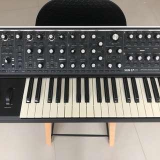 Moog Sub 37 Duophonic Synthesizer