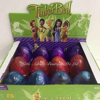 BN TINKER BELL Big Surprise Eggs
