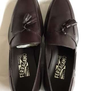 Brown color shoes - Salvatore Ferragamo