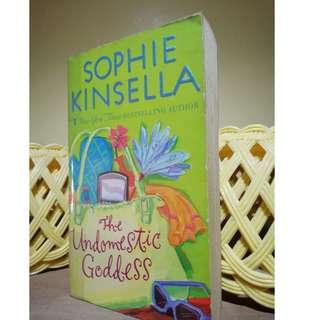 Undomestic Goddess by Sophie Kinsella