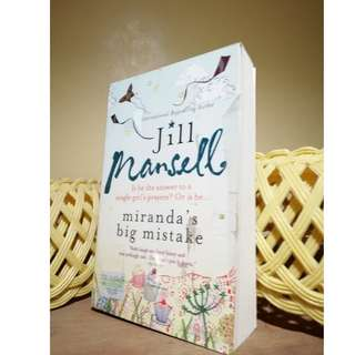 Miranda's Big Mistake by Jill Mansell