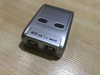 USB Auto Switch