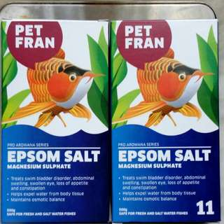 Pet Fran Epsom Salt 500g
