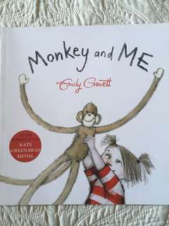 Book Sale!  Monkey and Me
