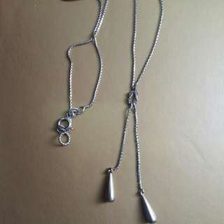 925 silver neacklace