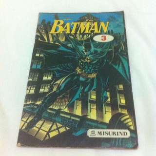 Batman No.3 - Misurind tahun 1990