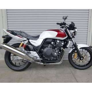 Honda New cb400 Revo OTR $20.5K Not inclusive insurance  D/P $500 or $0 With out insurance (Terms and conditions apply. Pls call 67468582 De Xing Motor Pte Ltd Blk 3006 Ubi Road 1 #01-356 S 408700.