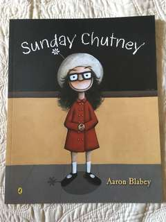 Book Sale!  Sunday Chutney