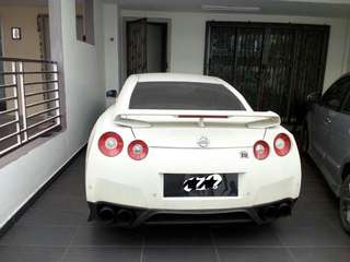 Low Mileage!! 2013 Nissan Gtr-35 , Cash Only RM 330,000 Negotiable