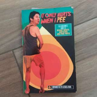 It only hurts when I pee by RJ Ledesma