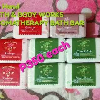 Aromatherapy by Bath and Body Works Bath Bar Soap